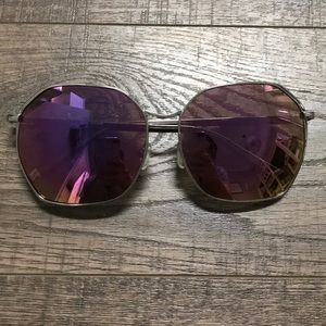 Quay Australia Pink/Purple Sunnies!
